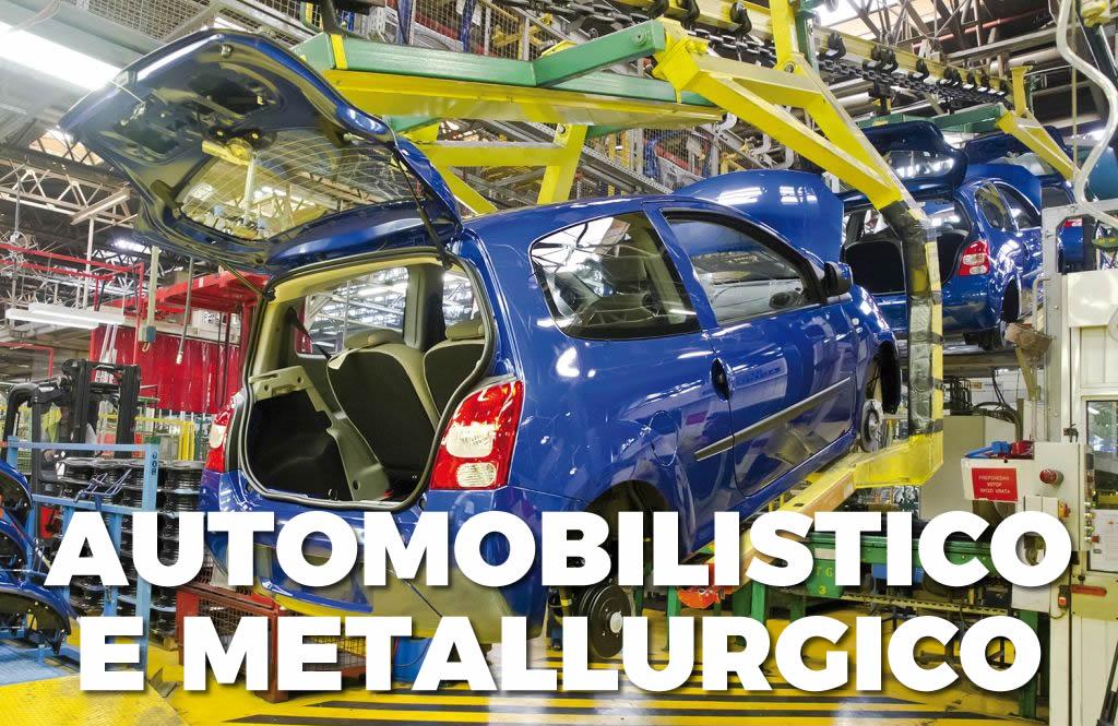 AUTOMOTIVE & METAL